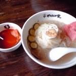 19769050 - 盛岡冷麺(普通盛):定価750円→イベント企画で350円(各税込)【2013年6月撮影】