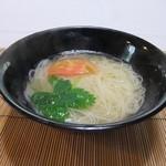 はり清 - 食事('13.06)