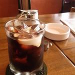 喫茶コケシ - アイスコーヒー