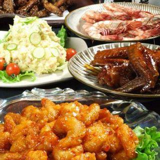 美味しい旬のお野菜料理も豊富にご用意しております♪