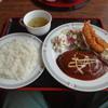 パッパーレ - 料理写真:日替わりランチ(ハンバーグ)