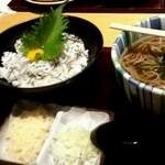 19770971 - しらす丼定食(週替り定食)