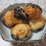 和食屋の惣菜 えん - 椎茸の海老しんじょう揚