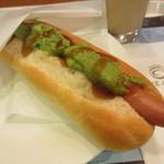 カフェ・ド・クリエ - 料理写真:ソフトフランスサンド・アボカド 280円