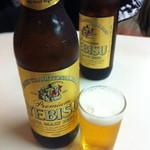 19773843 - 瓶ビール 600円