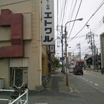 19775107 - JR防府駅の近くにあります。