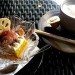 SOBA DINING 空楽 -