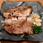 麺と心 7 - 厚切りチャ-シューステーキ