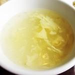 万豚記 - セットスープ