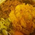 豊庵 - ミックス蕎麦