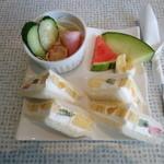 フルーツアイランド百果園 - フルーツモーニング 380円(飲み物付き)