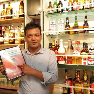 決してインドではないネパール料理専門店
