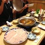 かまくら - ハモ鍋