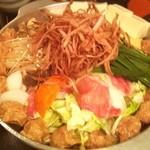 相撲茶屋 盛風力 - 塩チャンコ鍋の他にも、いろいろサイドメニューが豊富でとてもおいしいお店です。