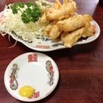 19782734 - 鶏の天ぷら
