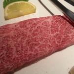 19782802 - ハネシタのステーキ(1500円) 素晴らしい(●^o^●)