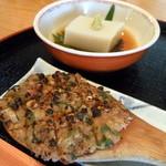 19782885 - そば焼き味噌・そば豆腐