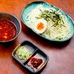 牛徳 - 新作 つけ冷麺