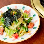 牛徳 - 牛徳流 チョレギサラダ