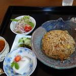 19785901 - ランチ(炒飯)
