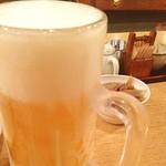 ゆうゆう - キンキンビール