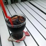 CAFE@812 - ドリンク写真:アイスコーヒー