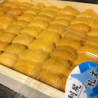 こだわりのウニを使った【ウニパスタ】が大人気!