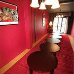 バルDESSE - 2階宴会個室 20名くらい入れます