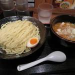 つけ麺 てつ蔵 - 野菜つけ麺大(750円)