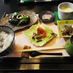 和食屋 はんなり - 2013.06_月替りランチ御膳(920円)