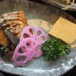 ぶんぶく - お昼膳の焼き魚。