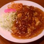グリル中村屋 - 皿カツ丼(2013.06)