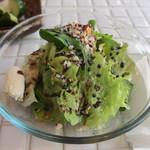 クマキッチン - リコッタチーズサラダ