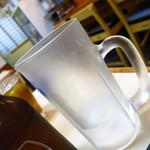 亀善 - ホッピーは、しっかり3冷提供スタイル!