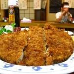 丸千葉 - ジャンボメンチ600円