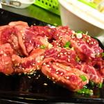 ホルモン焼 珍満 - 牛ハラミ760円