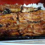川魚料理 はや幸 - うな重 松
