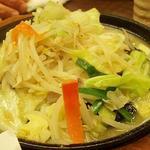 居酒屋 藩 - 野菜炒め