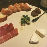 Wine&Pasta食堂  Tanaka - おつまみ盛合せ