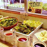 然の膳  - 料理写真