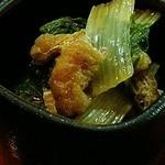 サウス・ウィング - 白菜(鳥菜)薄揚げ