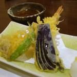 かわせみ - 天ぷら