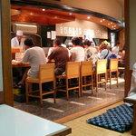 十和田 - 店内の様子