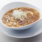 蘭苑飯店 - 172.五目辛子酢スープ