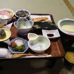 奥塩原高原ホテル - 料理写真:朝食