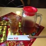 大家 - 料理写真:烏龍茶