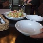 小松屋 - サラダ♪