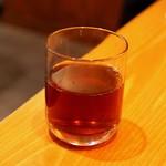 麺王翔記 - グラス紹興酒