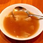 麺王翔記 - ミニふかひれ姿煮
