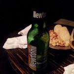 セカンドルーム - ニュートン 青りんごビール!